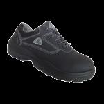 calzado de seguridad ARMOR modelo centurion corte bajo negro