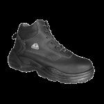 calzado de seguridad ARMOR modelo centurion brodekin negro
