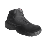 calzado de seguridad ARMOR modelo legionario brodekin negro