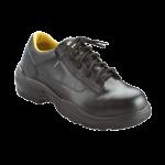 calzado de seguridad ARMOR modelo legionario corte bajo negro
